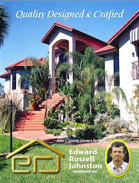 Edward Russell Johnston - General Contractor - Custom Home Builder